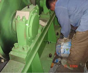 灌浆料地脚螺栓等设备基础二次灌浆